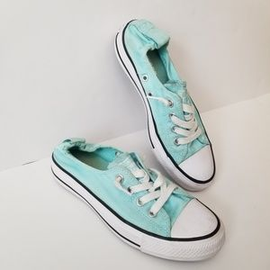 Converse All stars how-to | Mint Green | 7